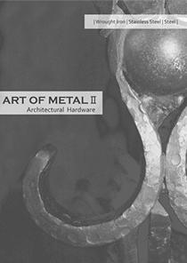 ロートアイアン カタログ2 ART OF METAL Ⅱ