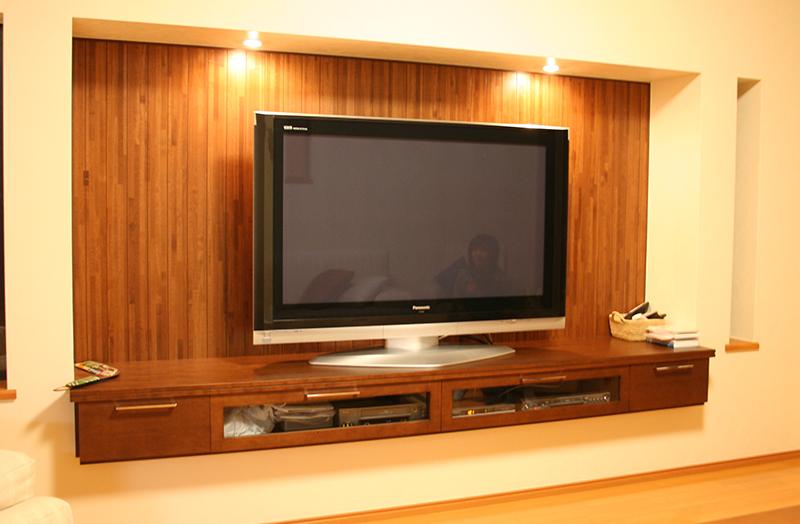 K邸 TVボード