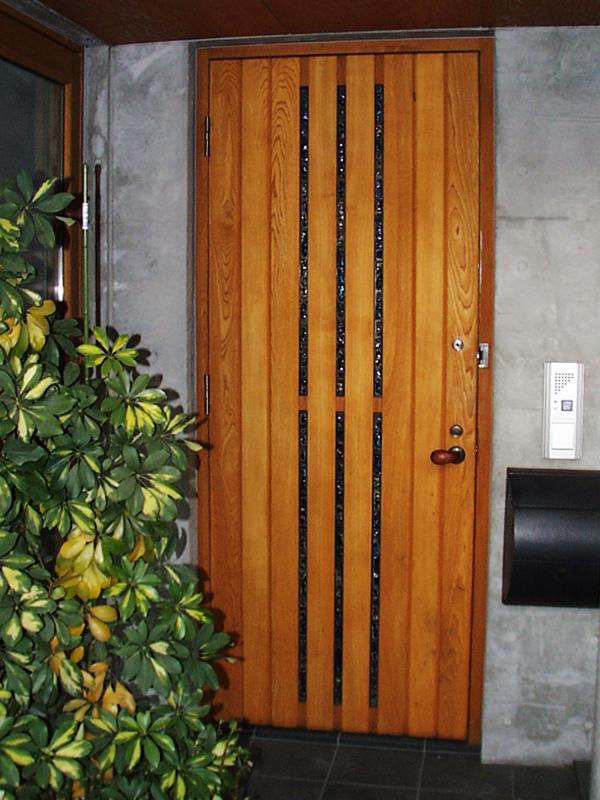 埼玉・I邸 玄関ドア