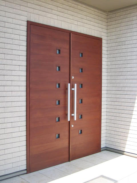 I邸 玄関ドア