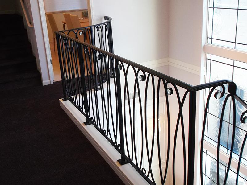 アイアン階段・手すり 7