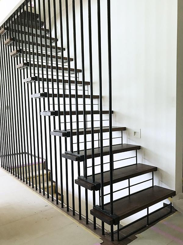 スチール 階段・手すり 10