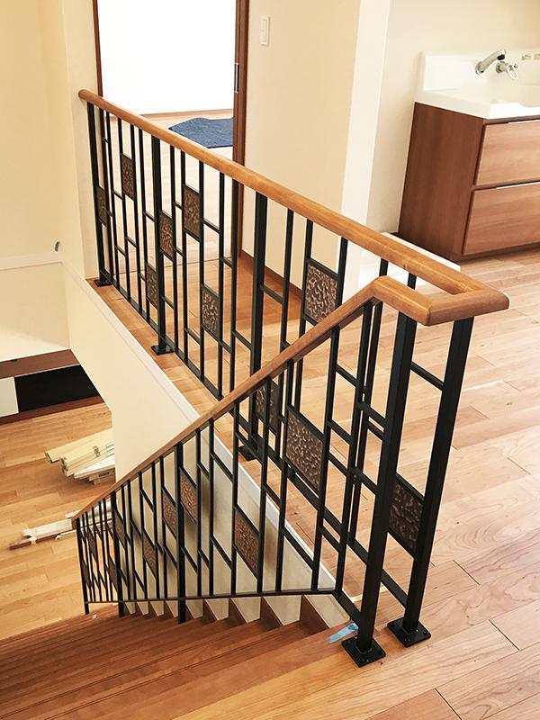 スチール 階段・手すり 11