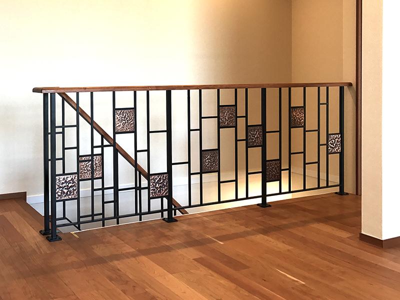 スチール 階段・手すり 11-2