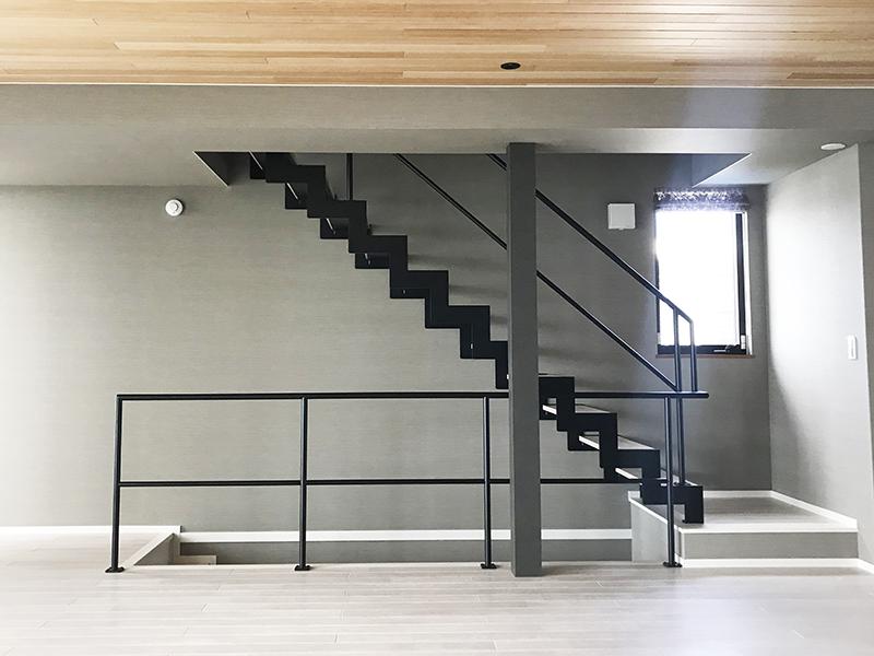 スチール 階段・手すり 8-2
