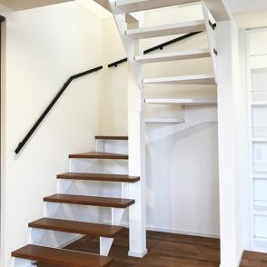 スチール 階段・手すり 9